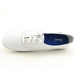 Keds Men's Champion Oxford CVO White Casual Shoes (Size 13)