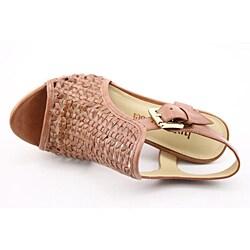 Luxury Rebel Women's Queen Brown Dress Shoes