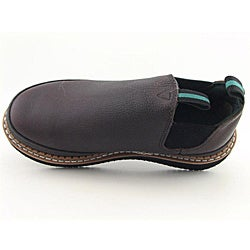 Georgia Men's Romeo Giant Brown Occupational Wide (Size 7)