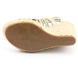 Dolce Vita Women's Tatiana Gold Sandals
