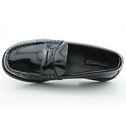 Sperry Top Sider Boy's Colton Black Dress Shoes - Thumbnail 2