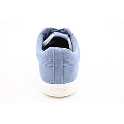 Puma Men's Clyde X Undftd Coverblock Blue Casual Shoes - Thumbnail 2