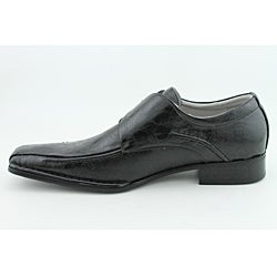 Steve Madden Men's Xsloe Black Dress Shoes