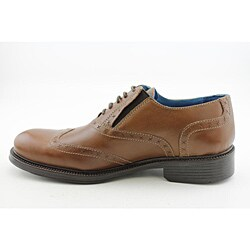 Lounge By Mark Nason Men's Hoxton Brown Dress Shoes - Thumbnail 2