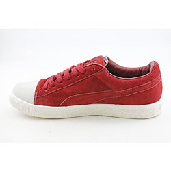 Puma Men's Clyde X Undftd Coverblock Red Casual Shoes - Thumbnail 2