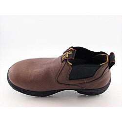 Georgia Men's GR404 Brown Boots Wide - Thumbnail 2