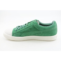 Puma Men's Clyde X Undftd Coverblock Green Casual Shoes