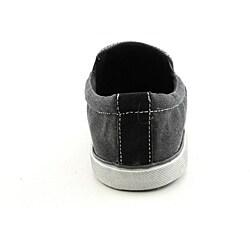 Steve Madden Men's Gutter Black Casual Shoes - Thumbnail 2
