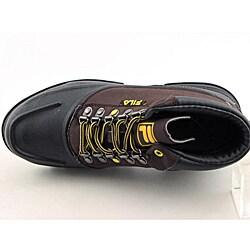 Fila Men's Weathertec Black Boots