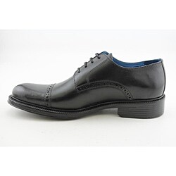 Lounge By Mark Nason Men's Denton Westside Black Dress Shoes - Thumbnail 2