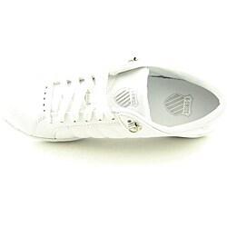 K Swiss Men's Anglesea White Casual Shoes - Thumbnail 2