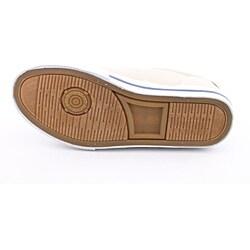 Ralph Lauren Boy's Vaughn Beige, Khaki, Tan Casual Shoes