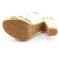 Rocket Dog Women's Ace Beige Sandals - Thumbnail 2