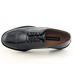 Bostonian Men's Andover Black Dress Shoes - Thumbnail 2