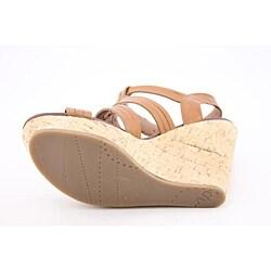 Dolce Vita Women's Shellie Bronze Sandals - Thumbnail 2
