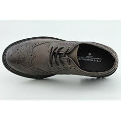 Steve Madden Men's Macreen Brown - Dark Dress Shoes - Thumbnail 2