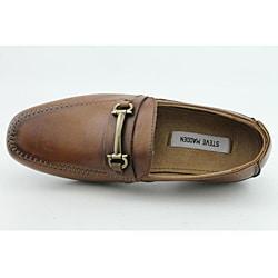 Steve Madden Men's Katts Brown Dress Shoes