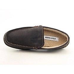 Steve Madden Men's Rellax Brown Casual Shoes - Thumbnail 2