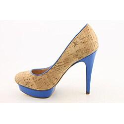 Dolce Vita Women's Bryce Blue Dress Shoes - Thumbnail 2