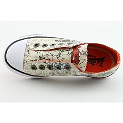 Ed Hardy Boy's Lowrise Beige Casual Shoes - Thumbnail 2