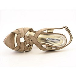 Charles David Women's Clinch Beige Dress Shoes - Thumbnail 2