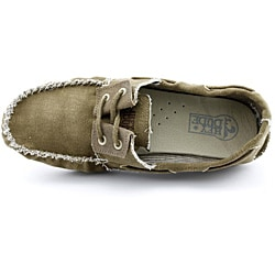 Hey Dude Men's Riva Brown Casual Shoes - Thumbnail 2