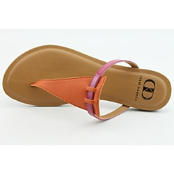 Kelsi Dagger Women's Aloha Orange Dress Shoes - Thumbnail 2