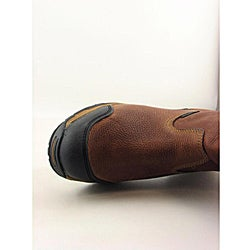 Georgia Men's Diamond Trax Brown Boots - Thumbnail 2