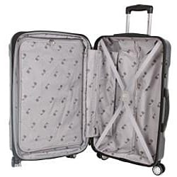 Texas Rangers 20-inch Expandable Hardside Spinner Carry-on Upright - Thumbnail 2