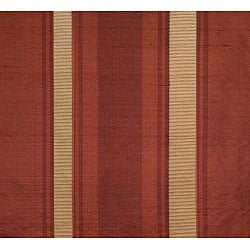 Madison Silk Stripe Curtain Panel - Thumbnail 2