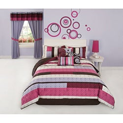 Choppy Comforter Set - Thumbnail 2