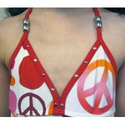 Lisabelle Girls' 'Dottie' One-piece Swimsuit