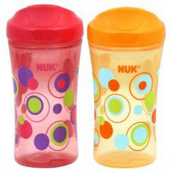 Gerber Graduates NUK Learning System Hard Spout 10-ounce Cup (Pack of 2) - Thumbnail 2