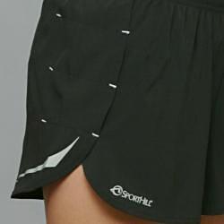 SportHill Women's Koosah II Fitness Short in Black