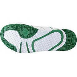 Wilson Mens Pro Staff Classic II White/Green/Gray Tennis Shoes - Thumbnail 2