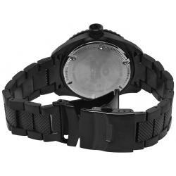 Swiss Precimax Men's Deep Blue Stainless Steel Watch