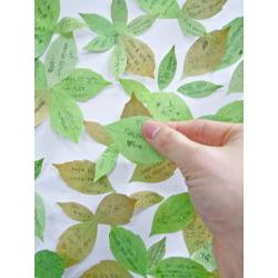 Leaf-it _Original-Green (Large) Sticky Notes (Pack of 20)