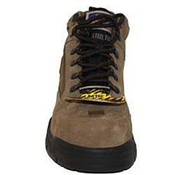 AdTec Men's 1836 6 inch Steel Toe Hiker Boots - Thumbnail 2