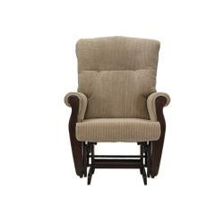 Edward Glider Rocker with Ottoman and Side Table - Thumbnail 2
