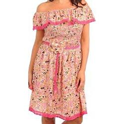Stanzino Women's Plus Floral Print Dress
