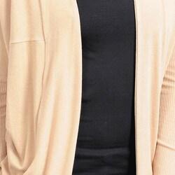 Stanzino Women's Open Front Sweater Top - Thumbnail 2