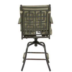 Beige Balcony Chairs (Set of 2) - Thumbnail 2