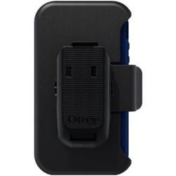 OtterBox Defender Night Blue Protective Case and Holster for iPhone 4/4S With 2000mAh Car Charger & Velcro Tie - Thumbnail 2