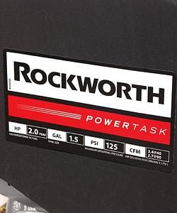 Rockworth PT20015 Powertask Compressor - Thumbnail 2
