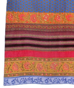Patchwork Curtains - Set of 2 (India)