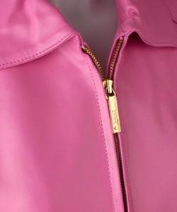 Black Rivet Bright Leather Jacket