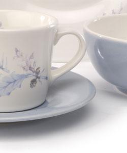 Pfaltzgraff Winter Frost 16-pc. Stoneware Dinnerware Set - Thumbnail 2