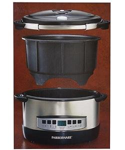 Farberware 8-qt. Oval Programmable Pressure Cooker - Free ...