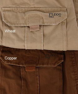 Plugg Young Men's Twill Zip-Off Cargo Pant - Thumbnail 2