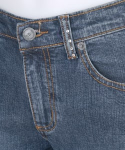 Beau Dawson Jeans with Loop Embroidery
